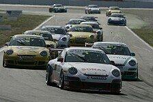 Carrera Cup - Pole für Hardt
