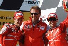 MotoGP - Ducati vor China