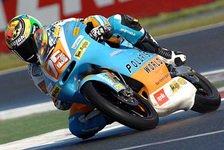 MotoGP - Mattia Pasini im Pech