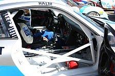 Carrera Cup - Steffi Halm im Stau