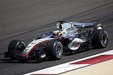 Formel 1 - Pedro de la Rosa: Man muss Michael Schumacher fürchten