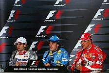 Formel 1 - Michael Schumacher unehrlich?