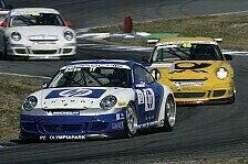 Carrera Cup - Rennen auf dem Lausitzring