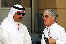 Formel 1 - Bernie Ecclestone: Alonso könnte Schumachers Erbe werden