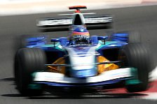 Formel 1 - Jacques Villeneuve verliert die Geduld mit dem C24