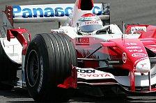 Formel 1 - Jarno Trullis weiß-roter Traum