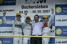 DTM - Mercedes am Rennsonntag