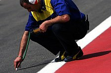 Formel 1 - Kochende Reifen & Imagepflege in Istanbul