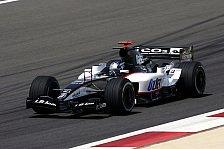 Formel 1 - Friesacher mit PS05 Shakedown am Mittwoch