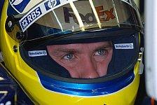 Formel 1 - Nick Heidfeld musste Test abbrechen