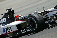 Formel 1 - Minardi plant Test für den PS05
