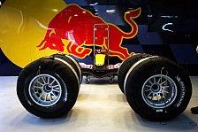 Formel 1 - Red Bull: Einstieg in den Fußballsport!