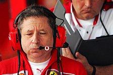 Formel 1 - Todt: Wer sagt, dass wir Alonso wollen?
