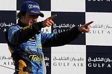 Formel 1 - Fernando Alonso: Die WM wird im Juli entschieden
