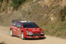 WRC - Erste Etappe auf Sardinien