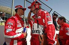 Formel 1 - Streitfall V8?
