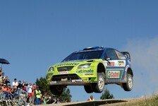 WRC - Sardinien Rallye