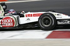 Formel 1 - Uneinigkeit bei B·A·R Honda