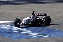 Formel 1 - B·A·R möchte zurückschlagen