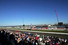 Mehr Motorsport - Castroneves führt IRL-Tests an
