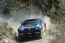 WRC - Tunesien, Etappe 3: Saby überholt Alphand