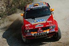 WRC - Tunesien, Etappe 4: Alphand kämpft sich zurück an die Spitze