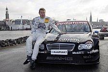DTM - Mika Häkkinen: Ich muss unbedingt gewinnen