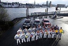 DTM - Die DTM 2005 stellte sich vor 20.000 begeisterten Fans vor