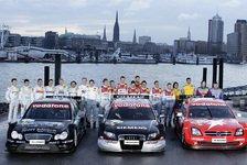 DTM - Die DTM-Teams 2005