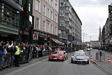 DTM - Mercedes möchte packenden Sport bieten