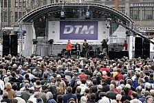 DTM - Straßenrennen in Avignon gefährdet?