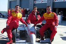 Formel 1 - Bilderserie: Formel selber fahren - wie die Profis