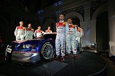 DTM - Audi ist bereit für die neue Saison