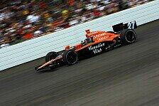 IndyCar - Rennen in Richmond