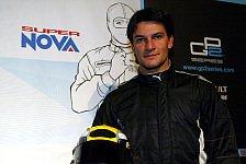 Mehr Motorsport - Giorgio Pantano in GP2 bestätigt