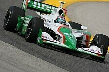 IndyCar - Rennen in Michigan