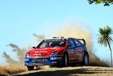 WRC - Neuseeland Tag 1: Sebastien Loeb in Führung