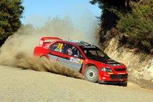 WRC - Mitsubishi will 2006 den WM-Titel