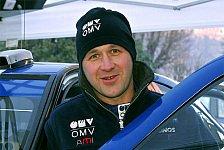 WRC - Rückschlag für Manfred Stohl