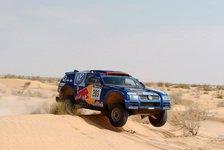 WRC - Tunesien, Etappe 5: Zweiter Etappensieg für Bruno Saby