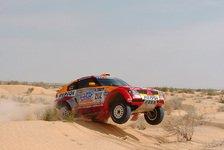 WRC - Tunesien, Etappe 6: Alphand baut Führung aus