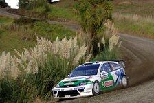 WRC - Ford: Gardemeister hält die Fahne hoch