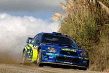 WRC - Subaru stärker als erwartet