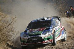 Latvala greift wieder an - Foto: Ford