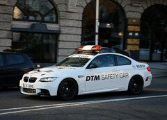 Das neue BMW-Safety Car - Foto: DTM