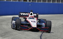 F�r Will Power war in Milwaukee nicht viel zu holen - Foto: IndyCar/LAT