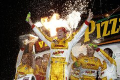 The man to beat: Hunter-Reay ist derzeit kaum zu bezwingen - Foto: IndyCar/LAT USA