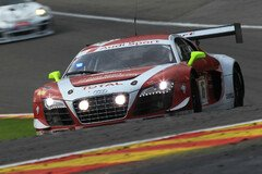 Rast, Stippler und Piccini siegten in Spa - Foto: Audi