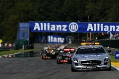 Muss das Safety Car ausr�cken?