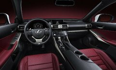 Das edle Interieur des IS - Foto: Lexus